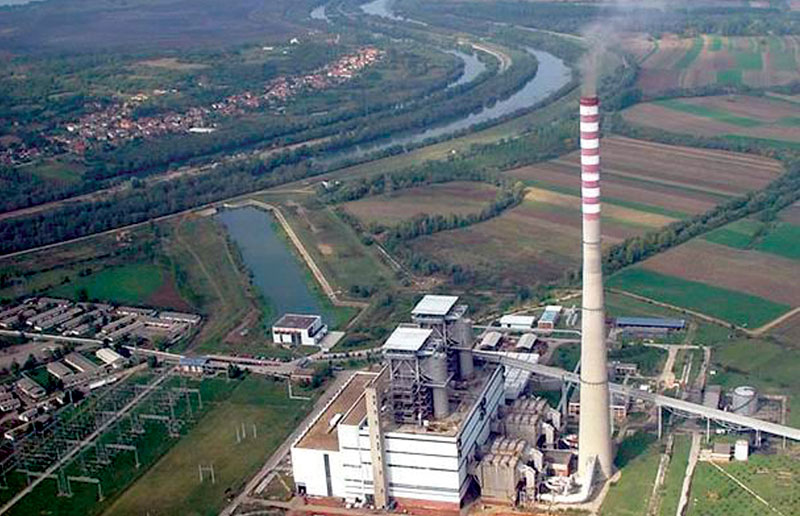 "Project TPP-04: TE ""Kostolac B"" TPP, B1 Unit, Serbia"