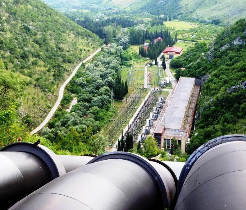 "Project HPP-06: EPCG, ""Perućica"", HPP, Montenegro"